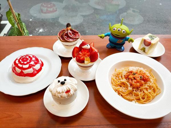 不用飛日本!! 台北就能吃到奢華哈密瓜蛋糕😘Laviebonbon人生因甜點而璀璨曾經在自己的IG