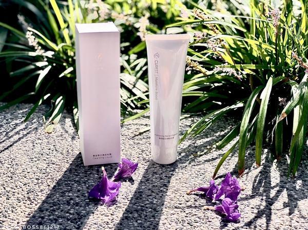 小資族必買洗卸品牌 - Curest 珂芮:零油感水潤卸妝露&極淨肌水潤洗面乳來到了每日重要的環節了