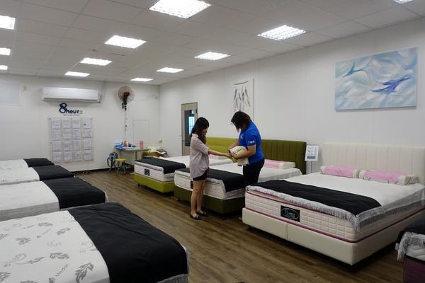 量身訂製專屬於自己的好睡床墊-八鐘頭睡眠名床,台北床墊訂做很多想買獨立筒床墊的朋友在選購時,常常只能