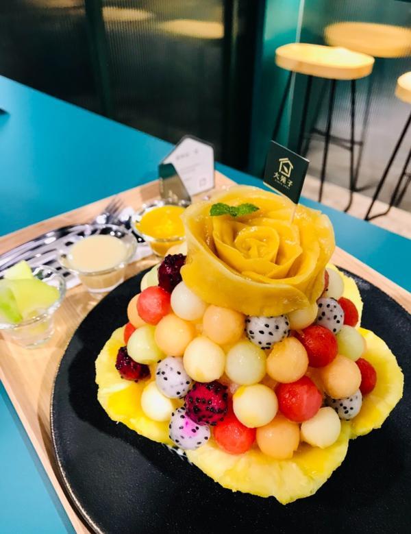 [台北-信義區]簡單的晚餐-一蘭拉麵、大苑子今天單純愛吃鬼出門吃個飯就解散了😋今日目標是唸了很久的
