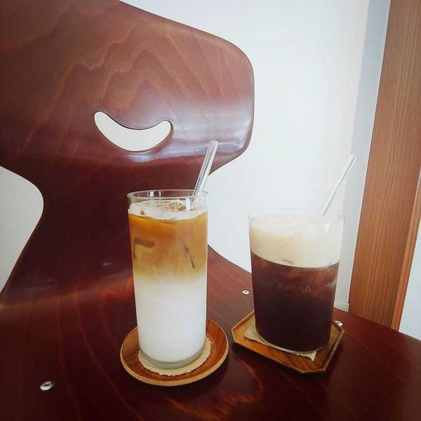 日常生活A Day 👉東區巷弄內的韓式小清新咖啡廳椅背也太逗趣了!!笑得你內心發寒😆 - 位於忠