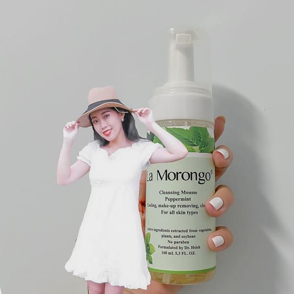 法國樂木薄荷舒涼潔面慕斯 La Morongro 是一個法國香氛品牌,以自然健康、減少化學添加為宗旨