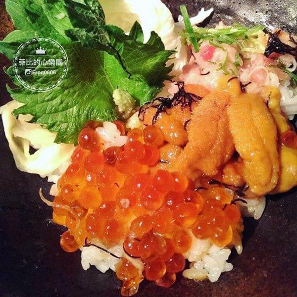三井日本料理老闆說 認真點 就可以一直吃海膽 🤩  #三井日本料理 #台北美食 #桃園美食#美食