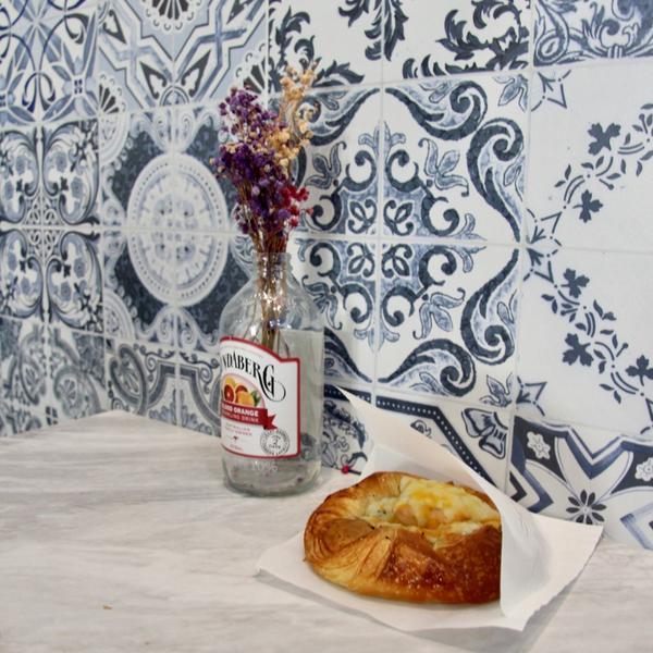 #茶吃嘉義|Felicita幸福無限澳式抹醬可頌專賣店小小一間店,在巷弄內,絲毫不起眼 但每週的可頌