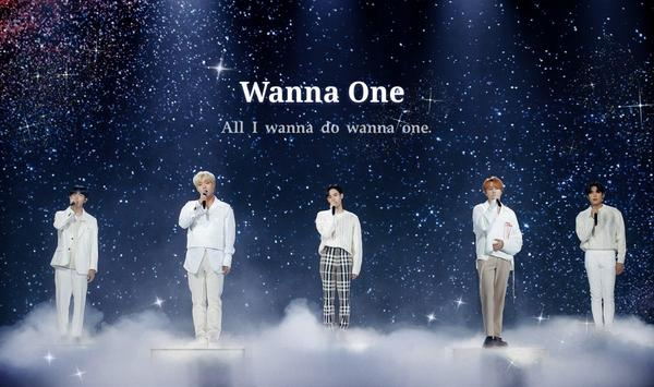 Wanna One 五人在10月24日合體!!! 變成Wanna five?10月24日CONCER