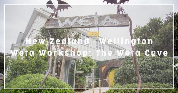 【紐西蘭】威靈頓 Wellington | 維塔工作室 Weta Workshop: The Wet