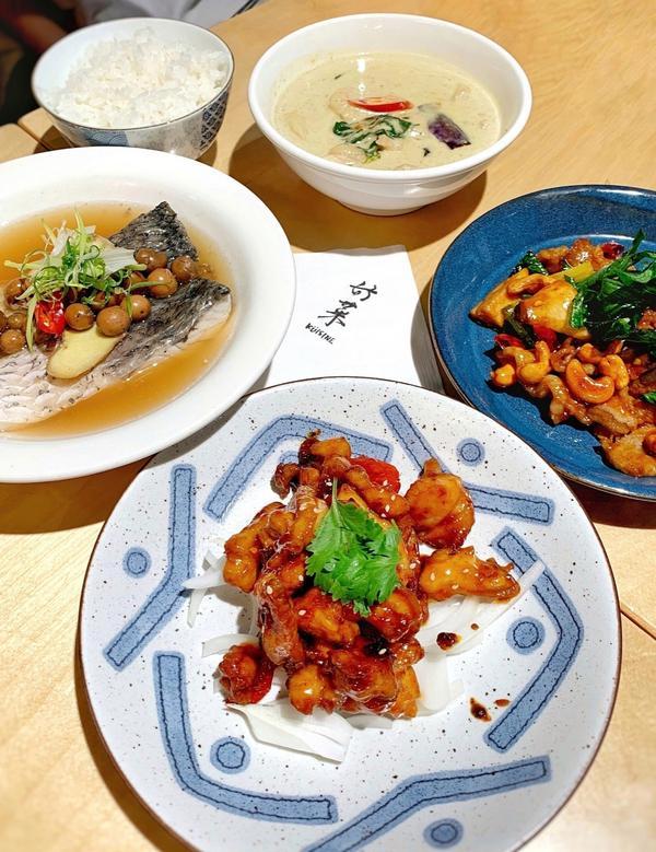 【台中x西區】好菜Küisine 一間選擇多樣化又好吃的餐廳直接引用好菜Küisine粉專的介紹來破