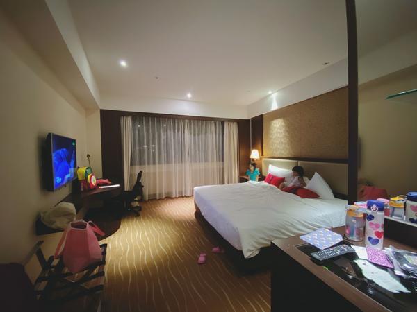 三天兩夜台北輕旅行 王朝大酒店振興方案在北部打滾這麼多年,還沒嘗試住台北的飯店,網路閒逛看到了「王朝