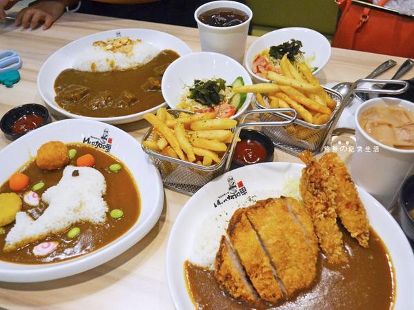 【台中東區】Mr.咖哩-新時代店,100%真食材熬煮,完全不勾芡,咖哩香甜滑口,風味迷人,吃完到遊戲