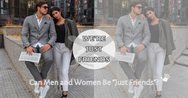 【兩性破解】「我們只是好朋友」男女之間,真的有「純友誼」關係嗎?文/#Yawara「他是我男閨蜜,我