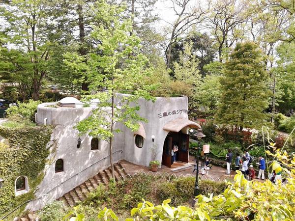 『東京』三鷹之森吉卜力美術館|宮崎駿世界之秘境森林宮崎駿打造的世界相信在大家的童年都留下不少回憶,舉