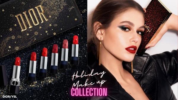 (持續更新)2020聖誕彩妝必買推薦,YSL、Dior、Guerlain排行榜特輯讓你買到失心瘋,絕
