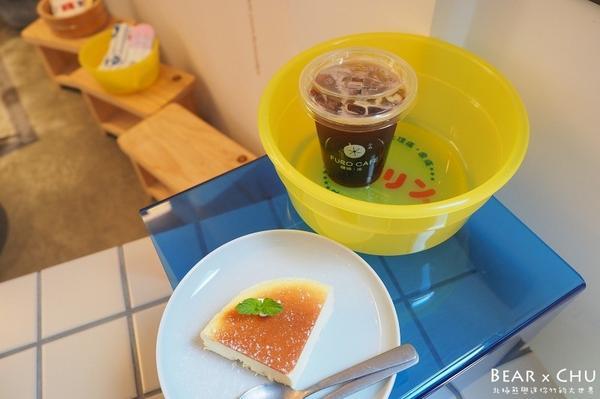 宜蘭礁溪日式澡堂風格咖啡廳|咖啡浴FURO CAFE暑假帶熊寶到宜蘭礁溪玩,出發前看到格友分享有家新