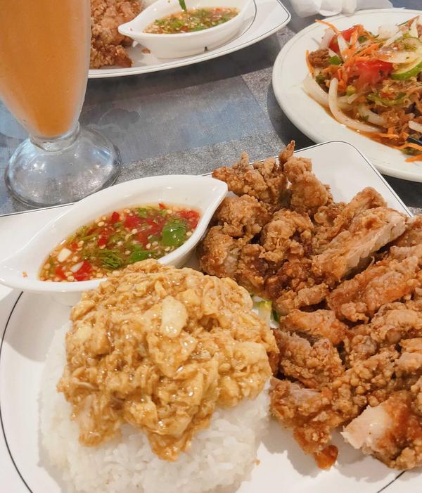 花蓮必吃泰國料理🇹🇭暹羅泰食💕(附菜單) 是我會不停回訪的店~因為本身蠻喜歡泰式~這家真的很讚