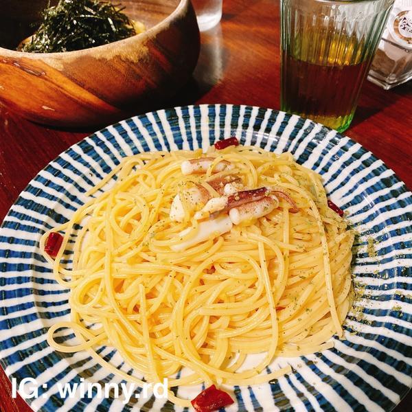 |台北義式餐廳-巷弄美食|日式洋麵館 麵日和 Men Biyori 日本魂的義大利麵這次朋友帶我來吃