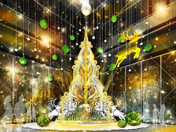 【聖誕彩燈】東京最美星光大道~~丸之內Terrace同步開幕!每年的這個時候,應該是準備飛日本享受聖
