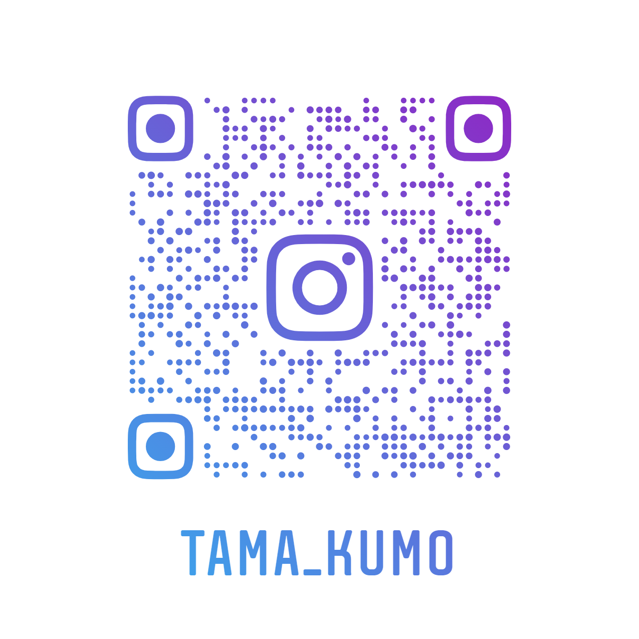 https://www.instagram.com/tama_kumo/