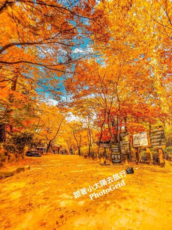 首爾好好玩😄-三清公園#三清公園⛲️ 隱身在北村韓屋村旁的秘境。 北村之外遊客甚少的秘境:三清公園