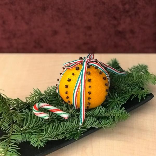 丁香橘子球🍊|讓家裡充滿聖誕香味的療癒手作裝飾!聖誕節一直是心中最嚮往的節日想想那幾年在歐洲度過的