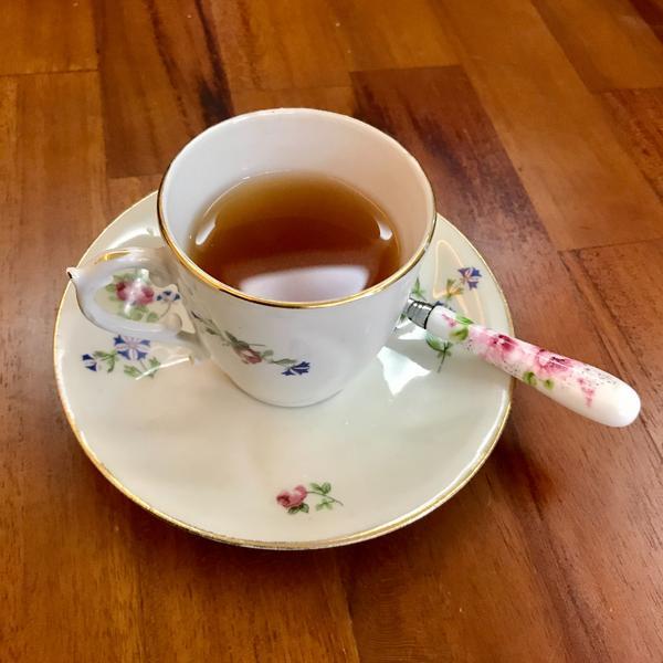 在家也可以下午茶☕️如何在家享受如外面般的下午茶? 在家下午茶#成功經驗  從外面買自己喜歡的甜點