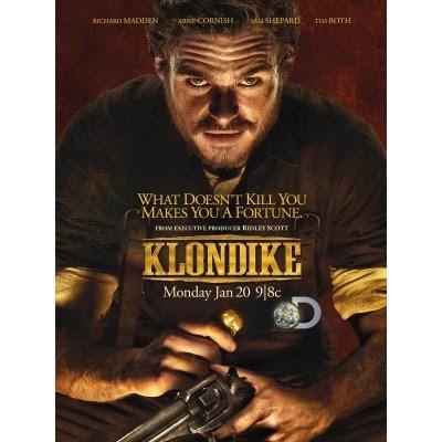 歷史與追劇 《克朗代克Klondike》人性險惡比大自然力量更令人震撼!看到這部劇是Discover