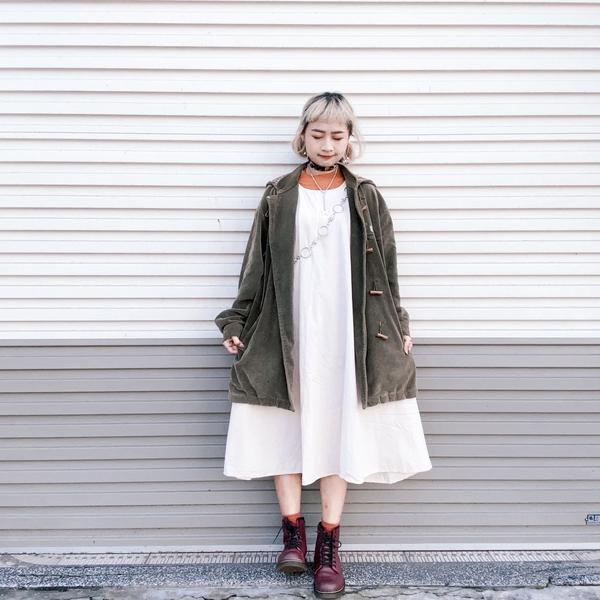 店員暖冬穿搭分享👀分享一下我的暖冬都怎麼穿搭🤣 近期又特別喜歡穿裙子~所以最近也在物色更多可愛的