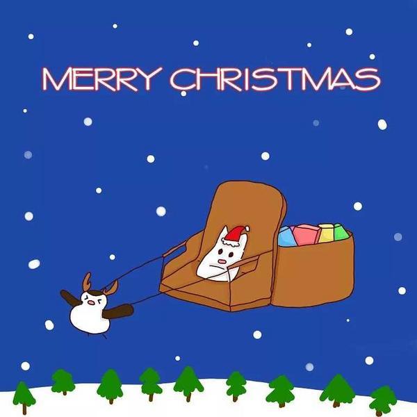 聖誕節快樂昂 各位啊聖誕節快樂! 好久沒在popdaily 發文了 抱歉啦前陣子出了些事 希望這次的