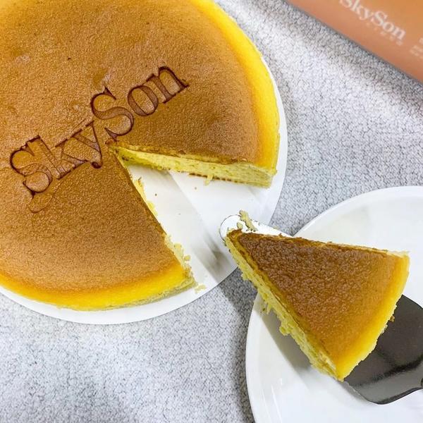 在家就能享受法式下午茶☕️Skyson天子舒芙蕾Skyson在埔里剛起步的時候春春就大手筆買給我們吃