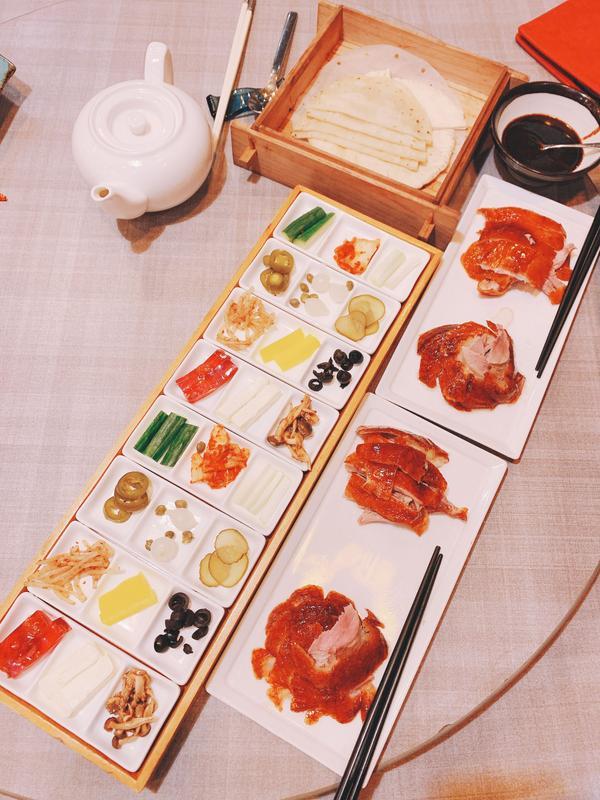 印月創意東方宴🏮印月創意東方宴x藝鴨三吃🏮  繼續分享 生日吃了什麼🎂  是夢想中的印月藝