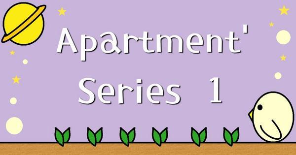 【Bellsmos-18】公寓系列 1 (Apartment' Series 1)Hello,我是Y