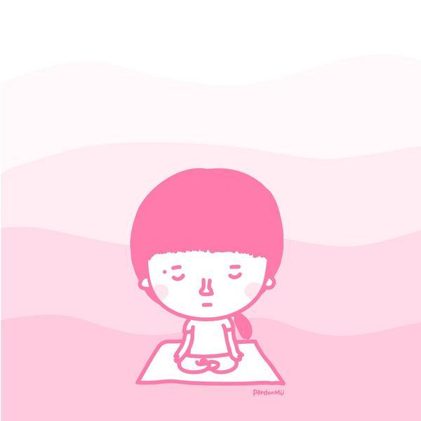 《罹癌後的改變#6》:原來冥想並不難。過去因為宗教的關係而接觸了打坐,但每次都會不小心睡著,就沒再繼