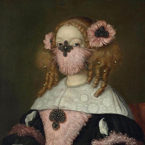 【TicoFashion】疫情看隱藏肖像 💐 ❝年初開始這個系列,也沒想到年底疫情更嚴重 ❞大家好