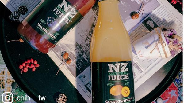 『全台NZ Juice』99.9%果汁 紐西蘭進口 非濃縮還原果汁 黃金奇異果汁、綜合野莓果汁&lt