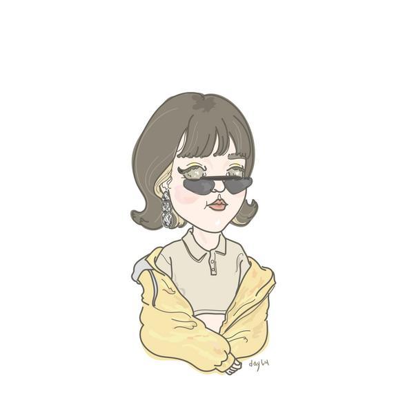 麻手東練習生-6 好想來件黃得發光羽絨外套💛 誰叫今天冬天來了 - - - @pazzo @麻手東