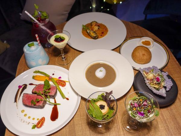 【犟餐酒館】忠孝新生餐酒館|同享美食&韓式汗蒸幕|生日約會聚會包場餐廳|附菜單前幾個月還在讀書的時候
