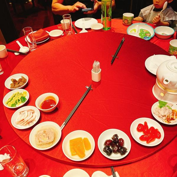[宜蘭]鼎鼎有名的蘭城晶英紅樓中餐廳櫻桃霸王鴨周末招待爸媽到宜蘭蘭城晶英酒店紅樓中餐廳品嘗有名的櫻桃