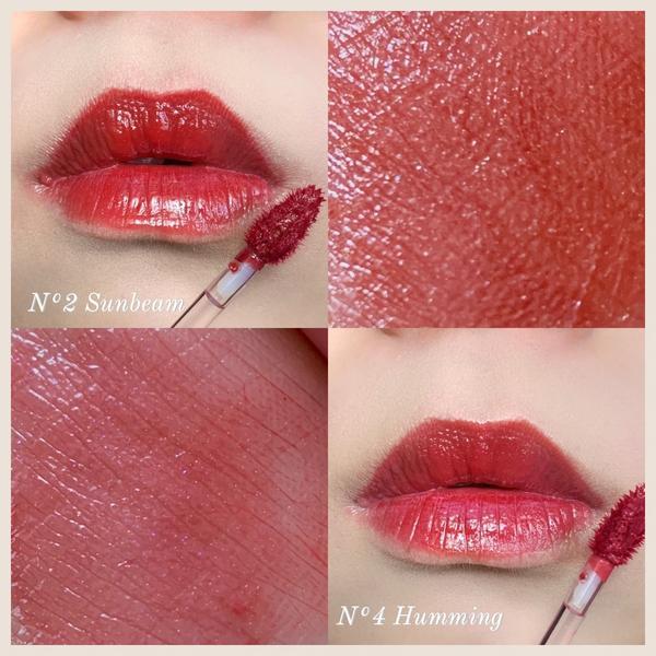 試色 ✨ UNLEASHIA ✨星光水潤持色唇釉|擁有玻璃光的美唇真的可以收的UNLEASHIA大勢