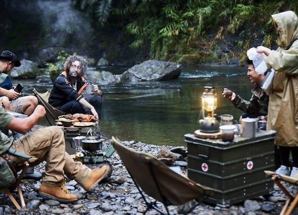 【懶人野營】露營超輕鬆!有豪華美食、專人料理,雙手空空只要放空!誰說戶外野營要比拼設備?還得要燒腦排