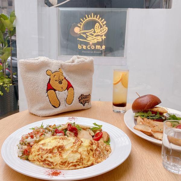 |台北大安網美餐廳|Become白色系餐廳 #台北網美餐廳 #大安區網美餐廳隱藏在大安站四號出口巷弄
