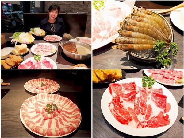 美食 ░   高雄火鍋【舞古賀鍋物】bukogashabushabu瑞豐夜市頂級海鮮x高檔肉品和牛吃