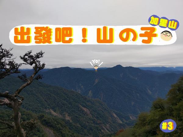 『苗栗。加里山』坐擁絕美雲海的台版富士山!大家好!又到了文忙人。最愛的出發吧!山之子。系列!今天要帶