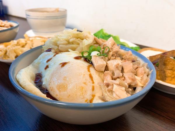 板橋 兩津號雞肉飯兩津號雞肉飯二訪  這次還加點了黑蒜雞湯  CP值高 口味清淡好吃😋