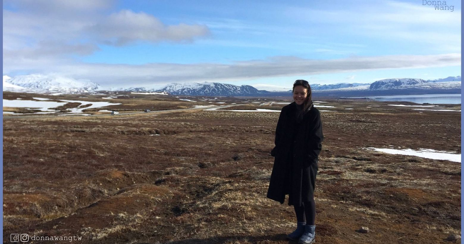 【多拿王愛走跳】說走就走,去冰島?!冰島有10.3萬平方公里,是台灣的將近三倍大,而且城鎮不集中,公