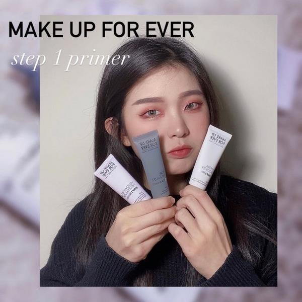 MAKE UP FOR EVER  1月新品 Step 1 第一步妝前乳 分享♡♡♡MAKE UP