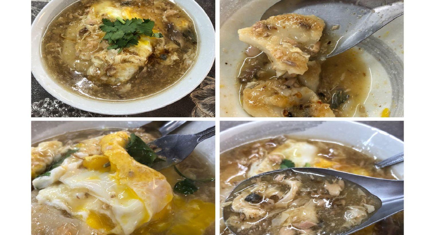 台南正宗碗粿肉粿 [新北 板橋]應朋友推薦來的,因為我本身相當愛吃肉粿,無奈北部幾乎不見這樣的美食,