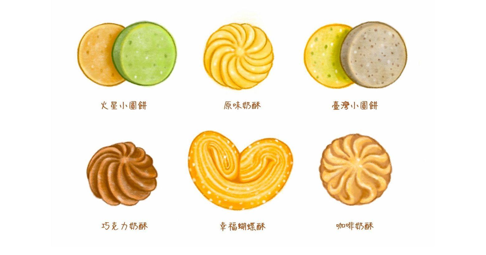 【Rose x 火星猴子】插畫美食開團囉!謝謝廠商的合作邀請,讓我可以在專頁上開團和大家分享美味