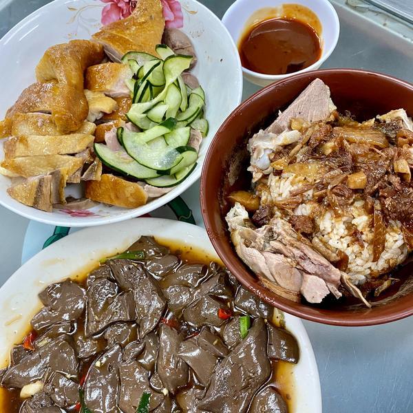 💡 鴨肉許(許二姊)|新竹美食|城隍廟美食🔺Google評論🔻4.0(6016則) ✍🏻
