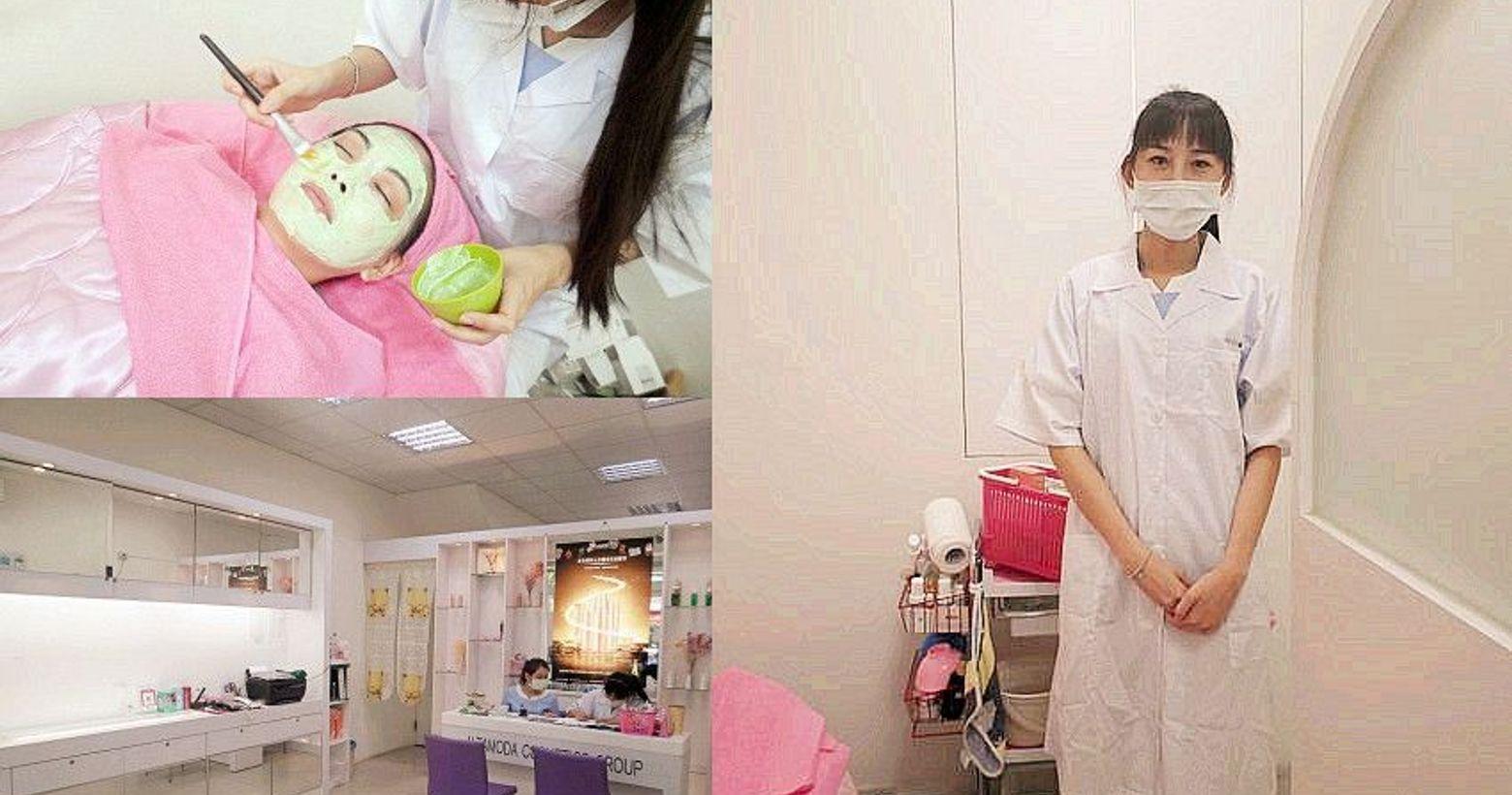 護膚  ░  愛妮雅化妝品為你客製的做臉課程,給你貴婦般享受及被照顧的臉部肌膚原文網址: