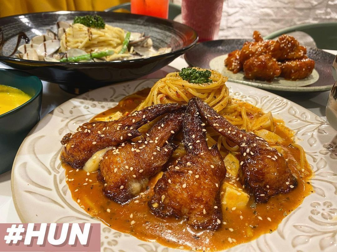 一中商圈美食|聚餐餐廳、網美餐廳,還有你沒吃過的橘醬-HUN混
