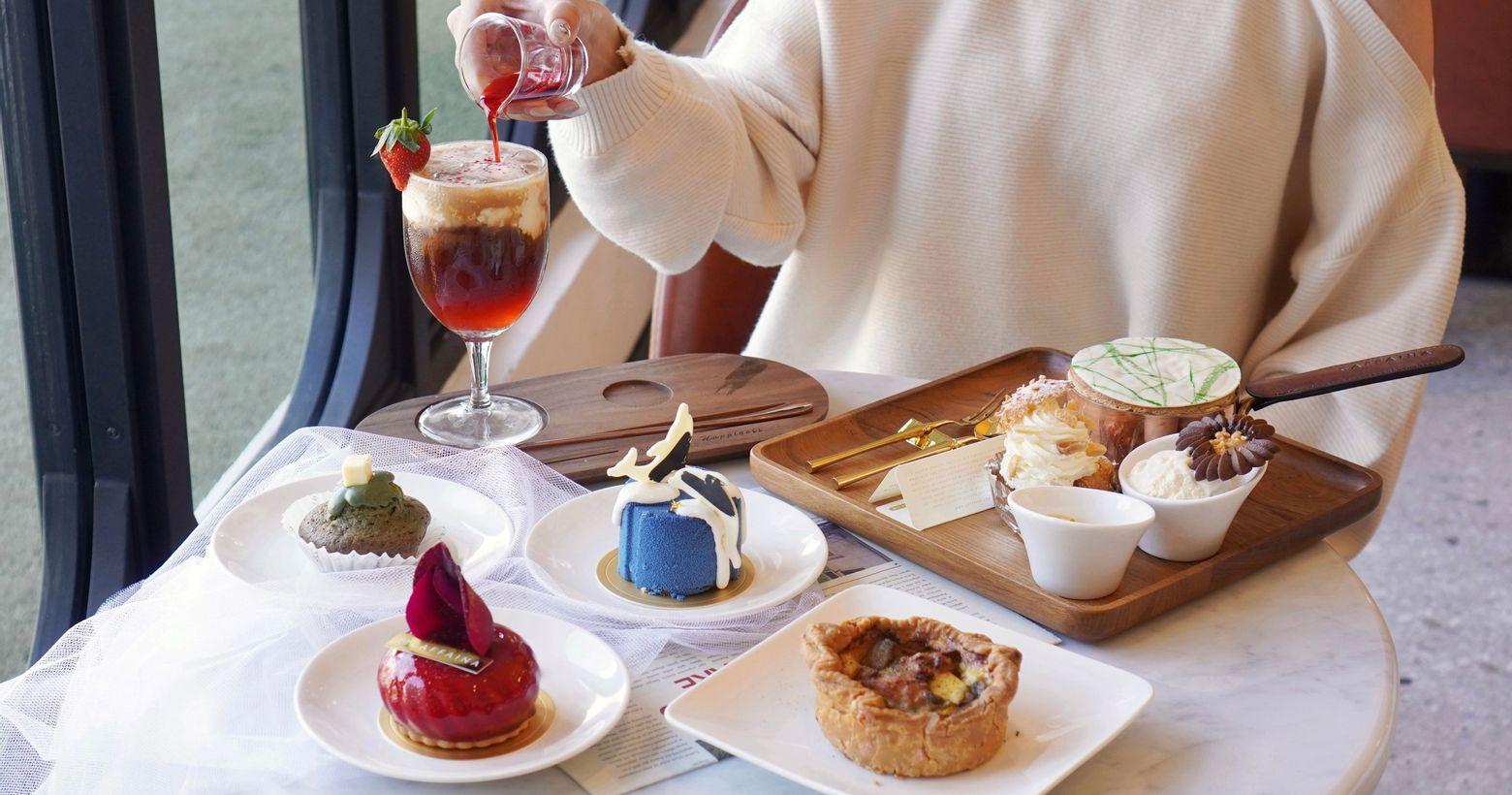 台南安平區美食【卡啡那 台南市府店】CP值爆表!超平價親民的歐式貴族咖啡廳,給你貴婦般的頂級享受|台